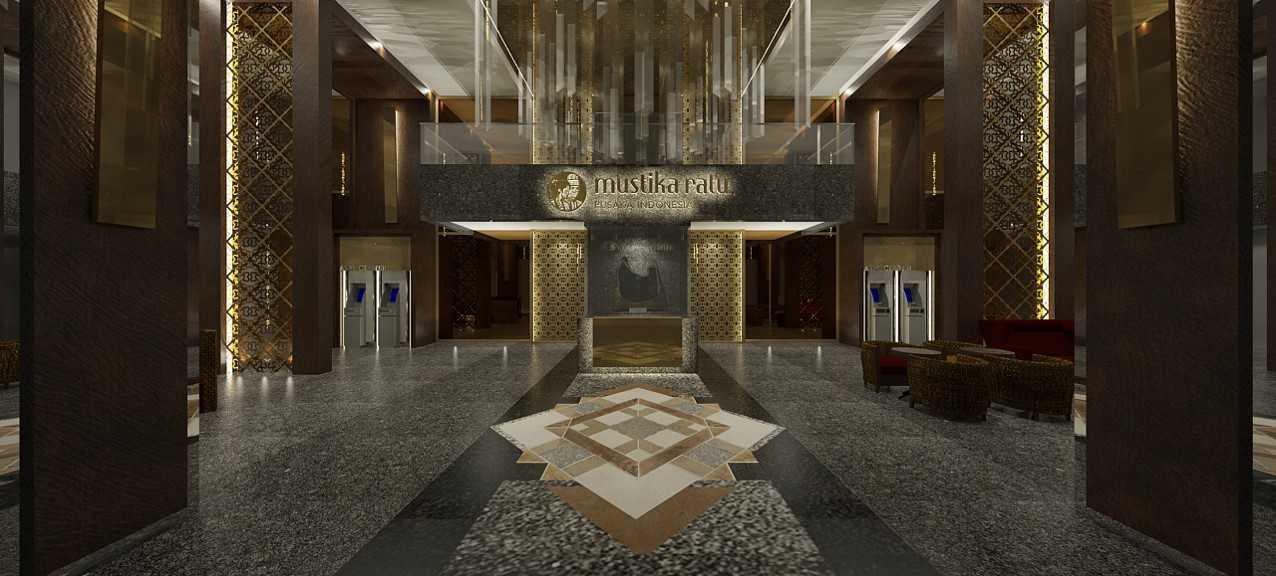 Foto inspirasi ide desain tradisional Lobby view oleh TMS Creative di Arsitag