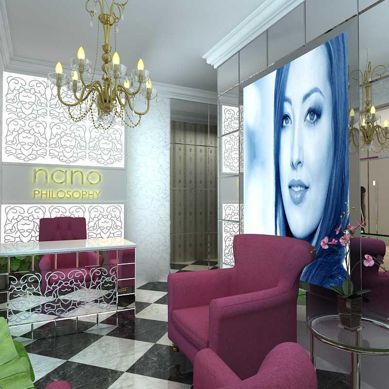Foto inspirasi ide desain lobby klasik Rev-lobby-final oleh alexander cal di Arsitag