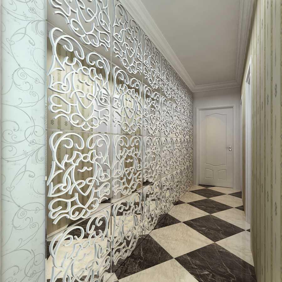 Foto inspirasi ide desain koridor klasik View-2rev oleh alexander cal di Arsitag