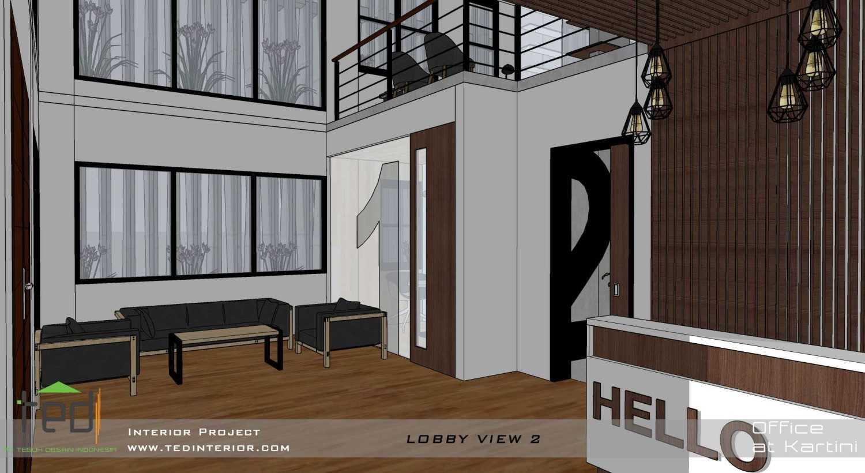 Foto inspirasi ide desain lobby industrial Lobby view oleh Pd Teguh Desain Indonesia di Arsitag