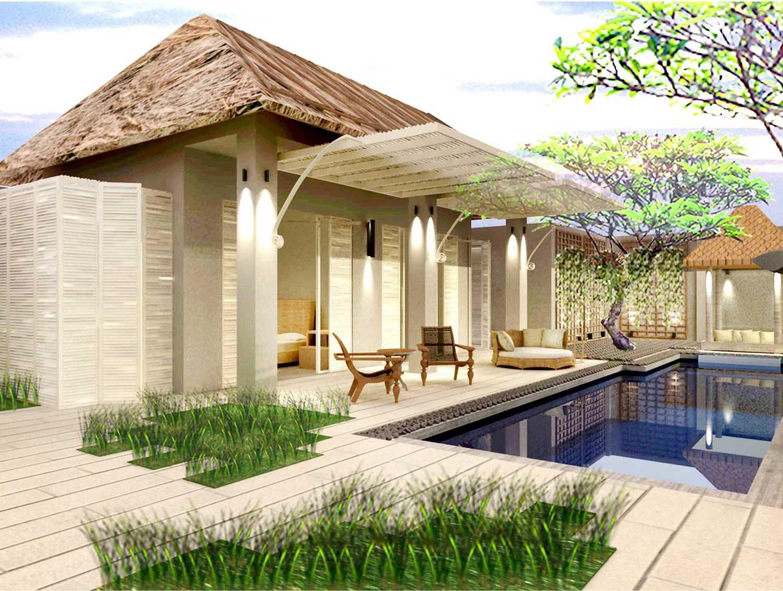Foto inspirasi ide desain exterior tradisional Exterior view oleh Rinto Katili di Arsitag