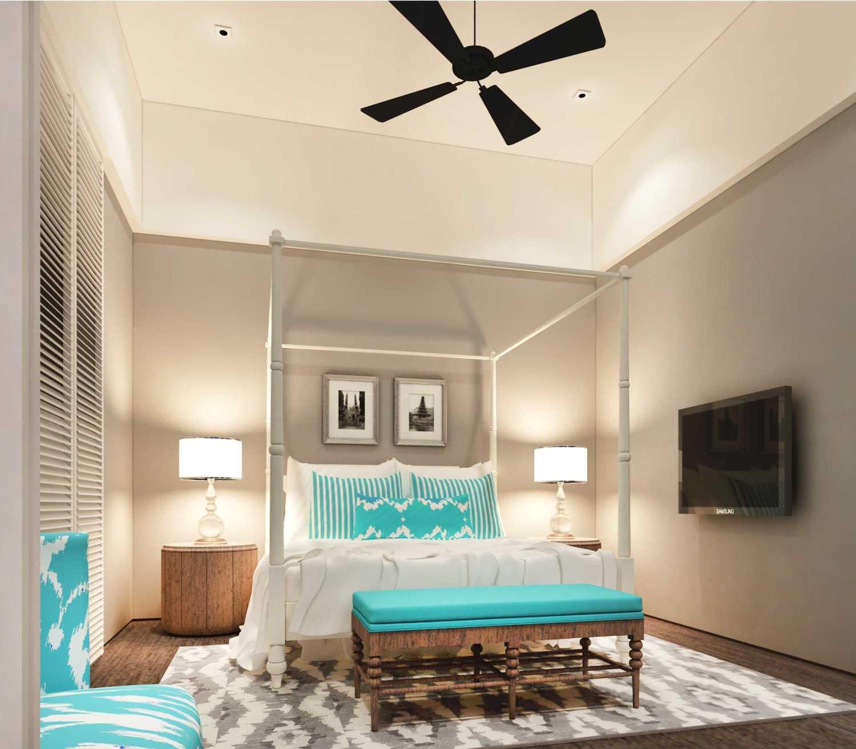 Foto inspirasi ide desain kamar tidur asian Master bedroom oleh Rinto Katili di Arsitag