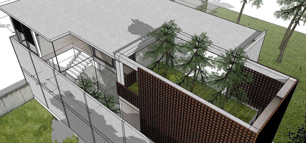 Foto inspirasi ide desain atap industrial Rooftop oleh Adrian Eka di Arsitag
