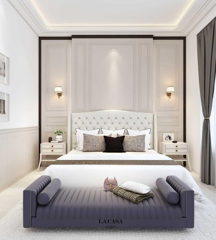 Foto inspirasi ide desain kamar tidur victorian Bedroom oleh La.casa di Arsitag