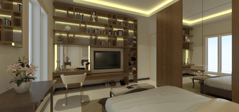 Jasa Design and Build VIRR Studio di Bekasi
