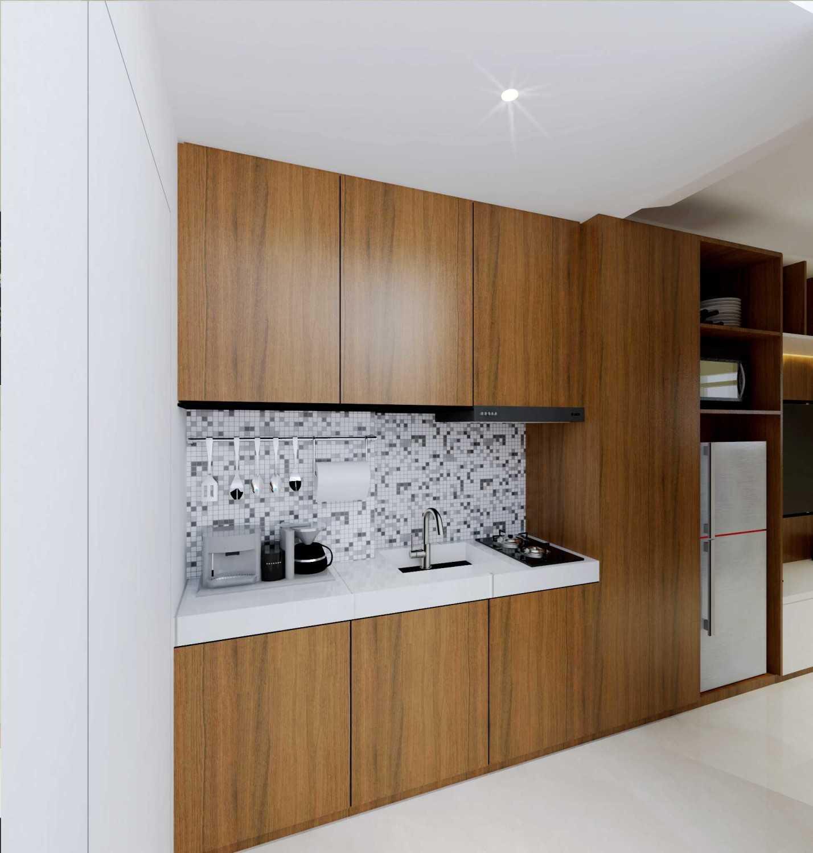 Foto inspirasi ide desain dapur modern 3 oleh VIRR Studio di Arsitag
