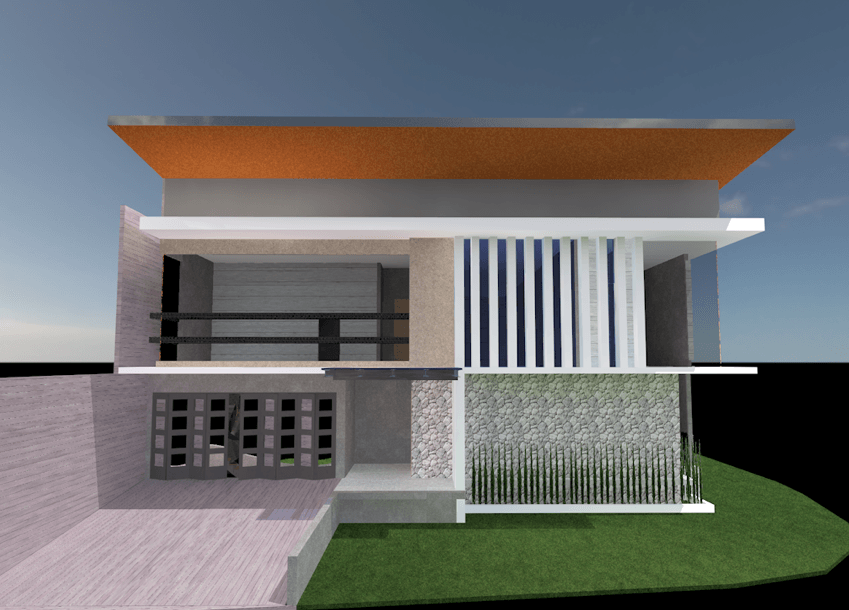 Jasa Design and Build Andre Sutanto di Bangkalan