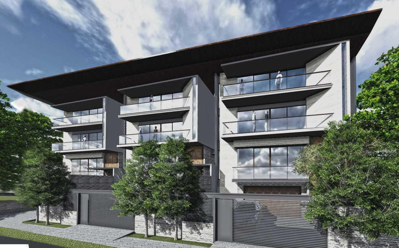 Foto inspirasi ide desain apartemen tropis Op-2 oleh Monoarch di Arsitag