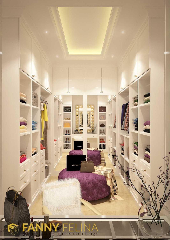 Foto inspirasi ide desain kamar mandi klasik R 02 oleh Fanny Felina Architecture & Interior Design di Arsitag