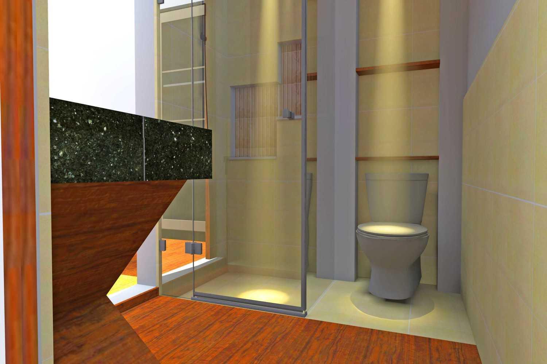 Foto inspirasi ide desain kamar mandi tropis Bathroom oleh Smarchdesign12 di Arsitag