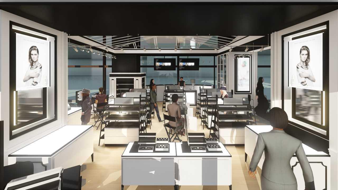 Foto inspirasi ide desain display area klasik Display layout oleh DAVAY DASVIDANIYA (PT Davay Sejahtera Indonesia) di Arsitag