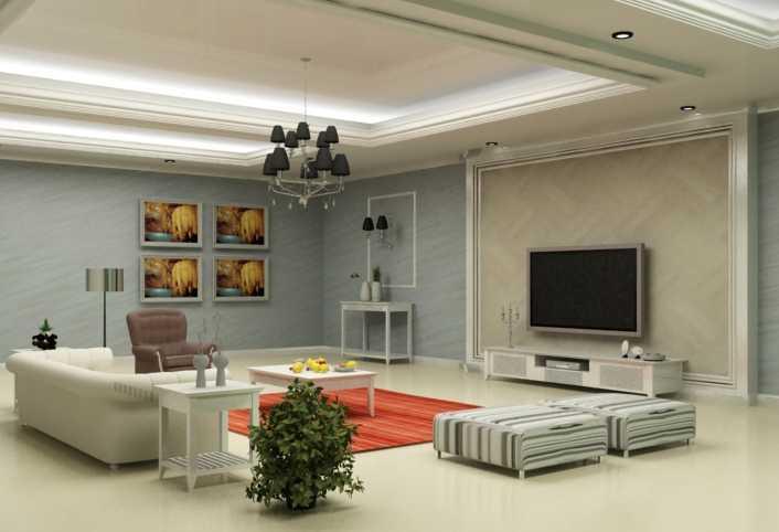 Foto inspirasi ide desain ruang keluarga klasik View1klasik oleh Rut lanty di Arsitag
