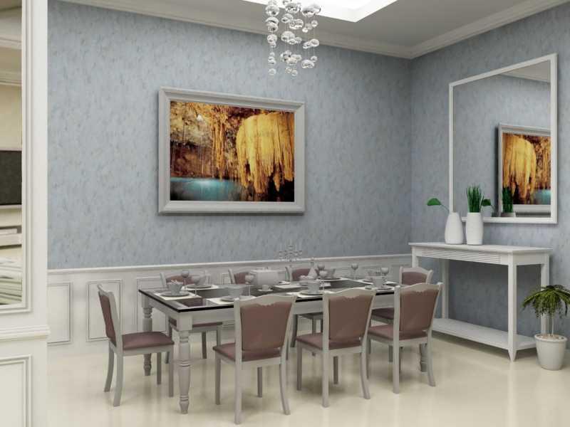 Foto inspirasi ide desain ruang makan klasik View3 oleh Rut lanty di Arsitag