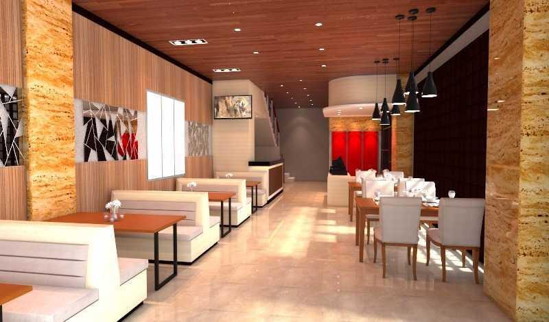 Foto inspirasi ide desain restoran asian Img-20160216-wa0000 oleh ric.design di Arsitag
