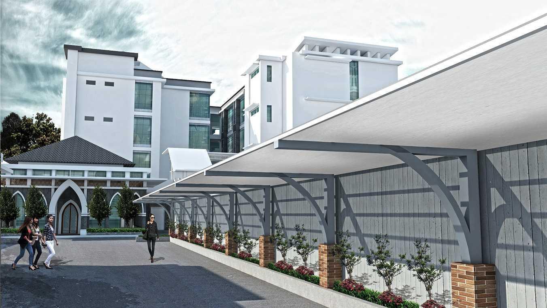 Foto inspirasi ide desain koridor modern Corridor oleh Vastu Cipta Persada di Arsitag