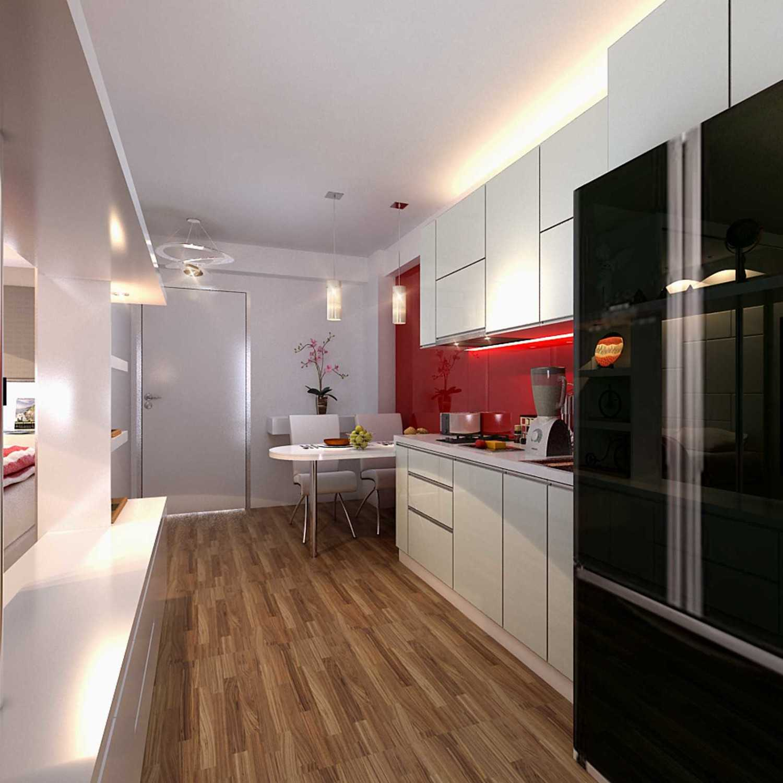 Studio Apartments In Bay Area: Desain Apartemen Green Bay Pluit