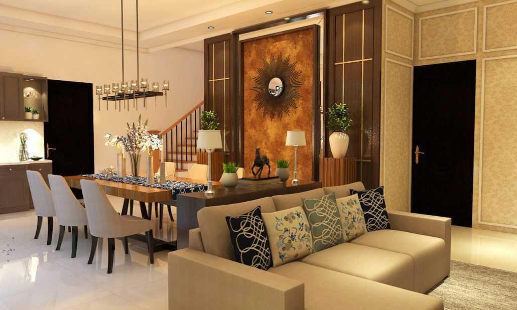 Jasa Design and Build VH Interior di Depok