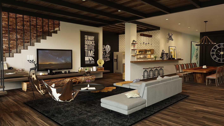 Jasa Interior Desainer Pureline Living di Banten