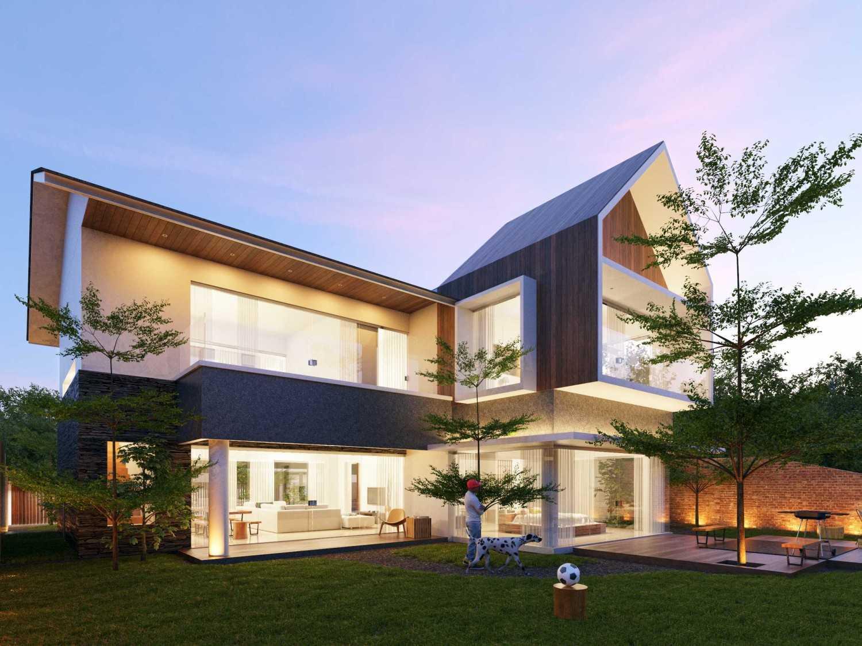Jasa Arsitek Sony Budiono & Partner Architect Firm di Banten