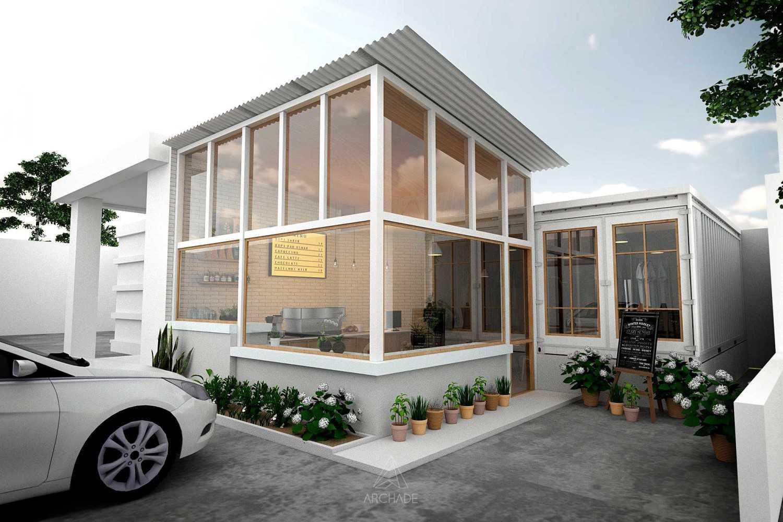Jasa Interior Desainer Design Archade di Semarang