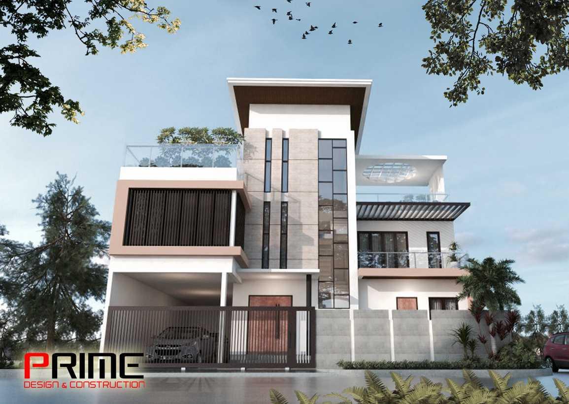Project mr g minimalist house desain arsitek oleh prime for Minimalist house jakarta