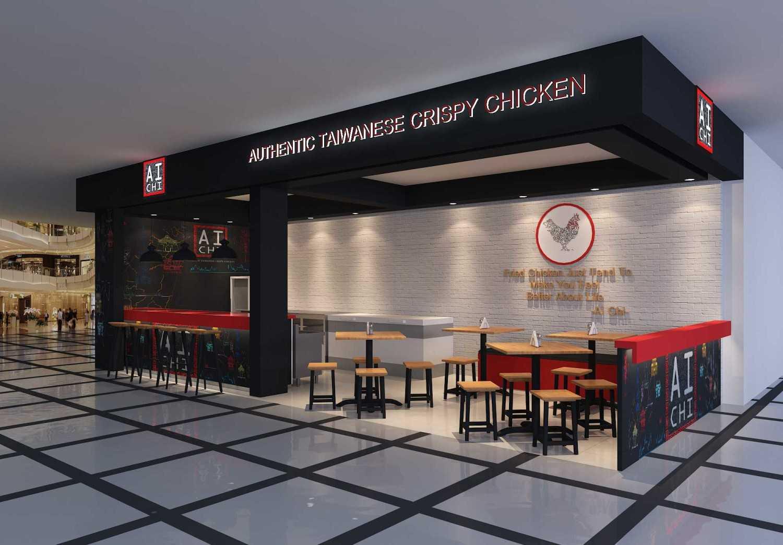 Foto inspirasi ide desain restoran asian Ai chi - asian restaurant oleh Pinto Interior di Arsitag