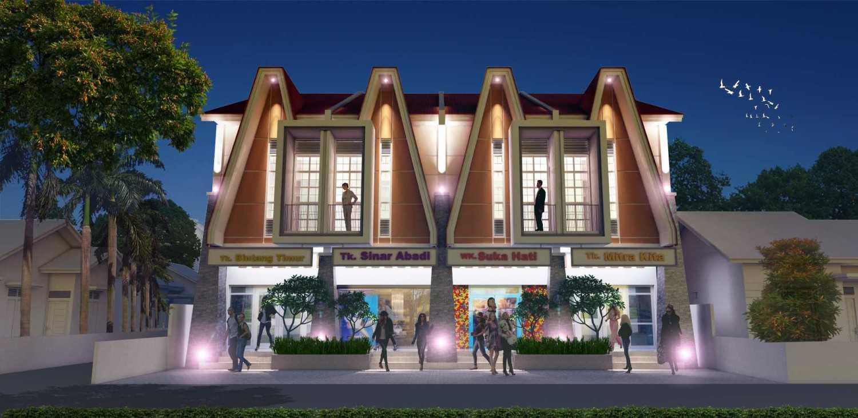 Jasa Arsitek CV. Griya Cipta Studio di Kubu Raya
