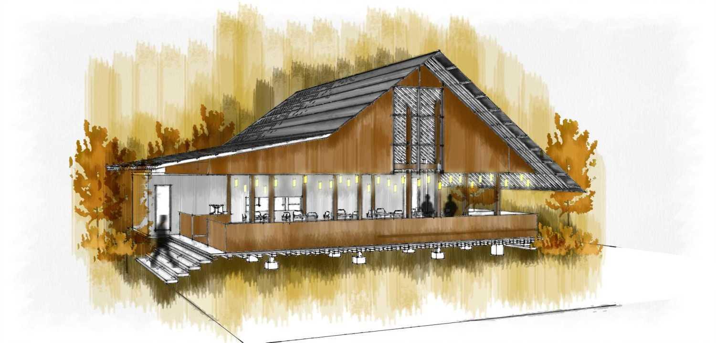 Jasa Arsitek Atelier BAOU+ di Pandeglang